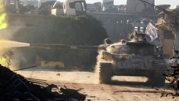 Алеппо, Сирия. Архивное фото