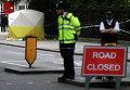 Полиция на месте резни в Лондоне