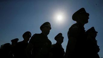 Национальная полиция Украины. Архивное фото