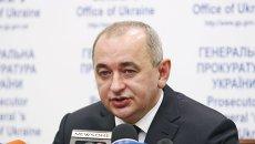 Анатолий Матиос. Архивное фото
