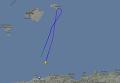 Пассажирский рейс AH1020 авиакомпании Air Algerie вернулся в аэропорт Алжира