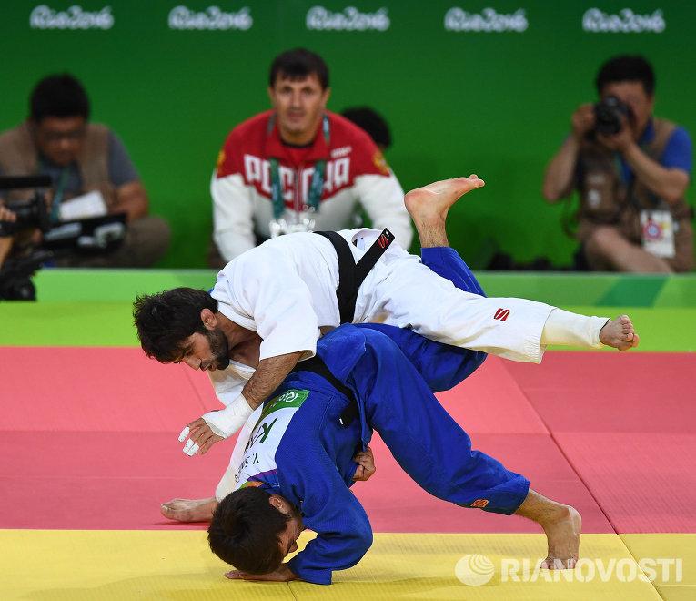 первое олимпийское золото
