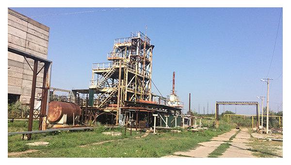 Нелегальное производство ГСМ в Павлограде