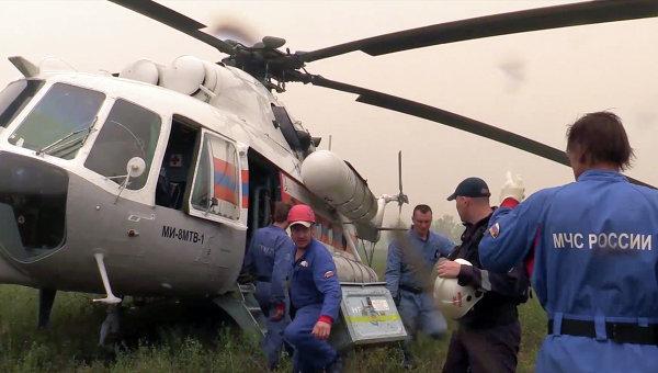 ВКраснодарском крае разбился Ми-2