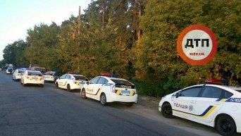 Восемь полицейских автомобилей в Киеве в воскресенье, 7 августа, участвовали в погоне за водителем Audi A6