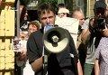 Савченко на митинге под Администрацией президента