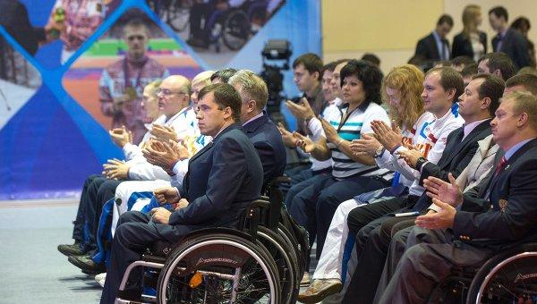 Сборная РФ небудет участвовать вПаралимпийских играх