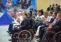 Российские спортсмены-паралимпийцы. Архивное фото