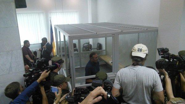 Апелляционный суд рассматривает жалобу защиты наарест Ефремова