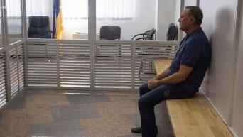 Александр Ефремов на заседании Апелляционного суда