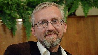 Писатель-фантаст Владислав Русанов