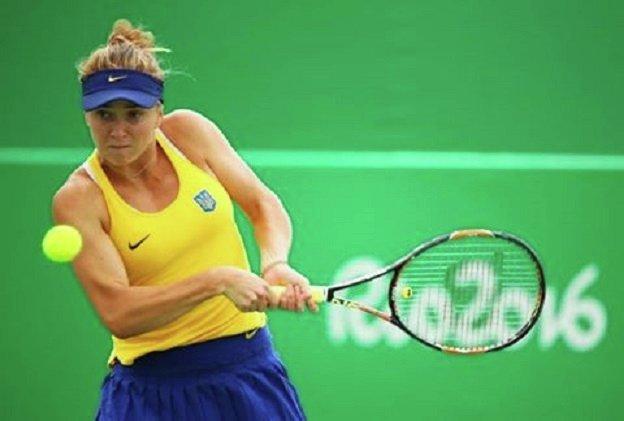 Теннисистка Элина Свитолина