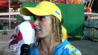 Свитолина о своей победе над Сереной Уильямс. Видео