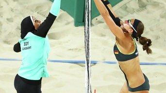 Купальник vs хиджаб. Самый сексуальный вид спорта на Олимпиаде 2016