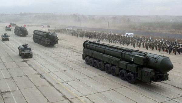 Британская армия признала преимущество Российской Федерации