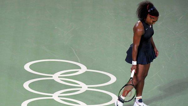 Немецкая теннисистка Анжелик Кербер выигралаUS Open