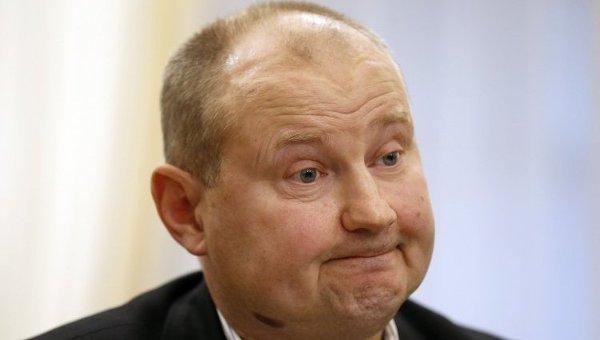ВМолдове задержали судью Николая Чауса