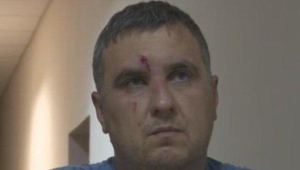 Евгений Панов, задержанный ФСБ