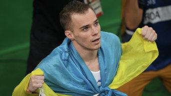 Олег Верняев, завоевавший серебро на Олимпиаде в Рио