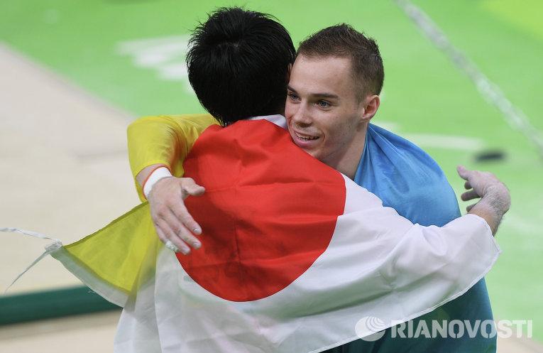Олимпиада 2016. Спортивная гимнастика. Мужчины. Индивидуальное многоборье