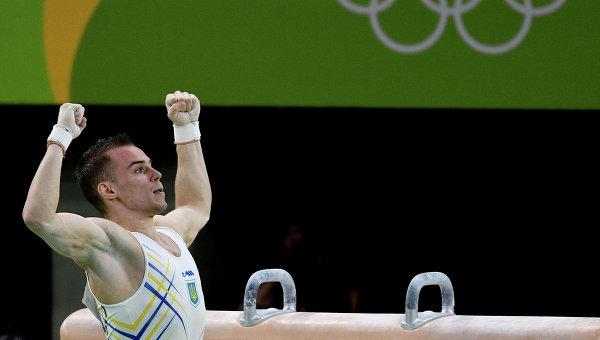 Гимнаст Верняев одержал победу 2-ое «серебро» для Украины наОлимпиаде