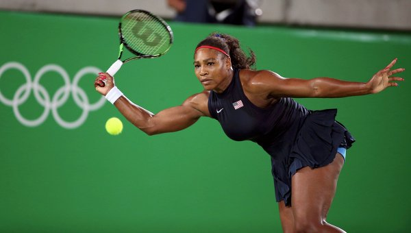 Серена Уильямс, большой теннис, США