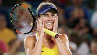 Элина Свитолина, большой теннис, Украина
