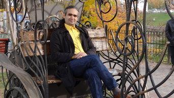 Геворг Мирзаян, научный сотрудник Института США и Канады РАН