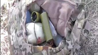 Задержание в Крыму украинских диверсантов