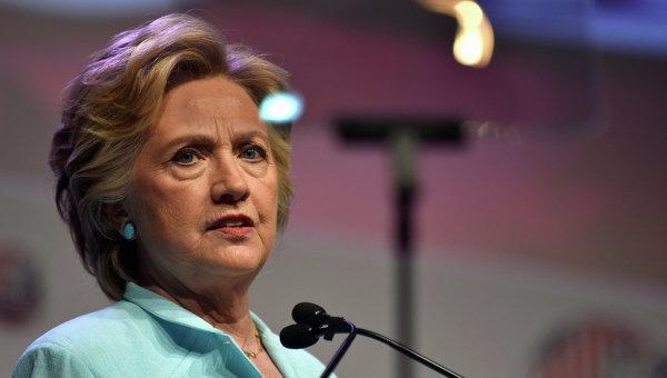 Москва может вмешаться вход президентских выборов вСША— Клинтон