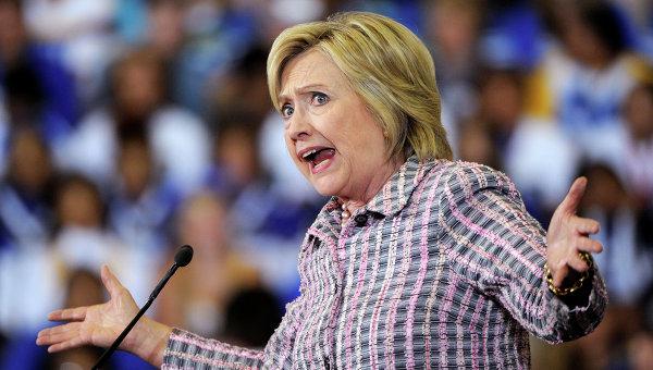 Клинтон обогнала Трампа взатратах навыборы