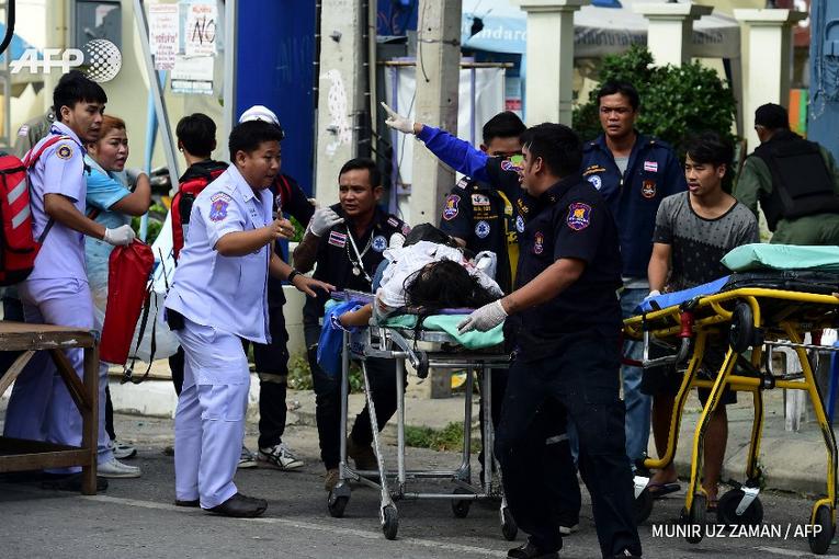 Новые теракты в Таиланде