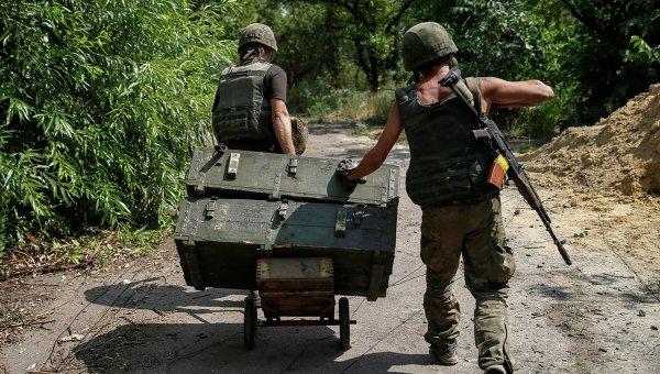 Ситуация взоне АТО перед выходными: 19 обстрелов иодин раненый военный