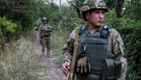 Ссамого начала суток наДонбассе боевики 20 раз обстреляли украинские позиции