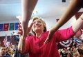 Хиллари Клинтон. Архивное фото