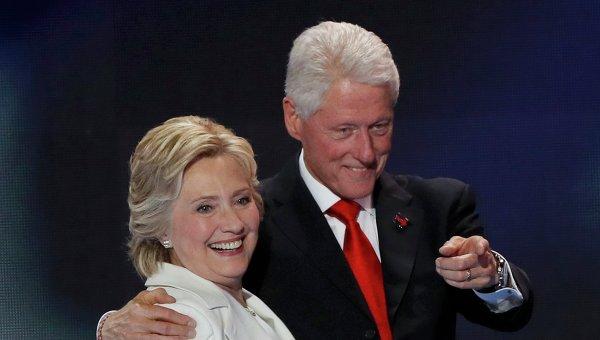Билл Клинтон получал завыступления до $3 млн