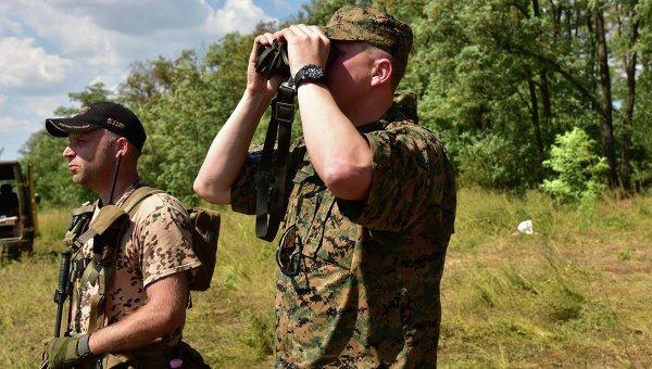 Боевики задень 28 раз обстреляли позиции сил АТО наДонбассе