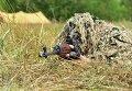 Учения полицейского спецназа Донбасса