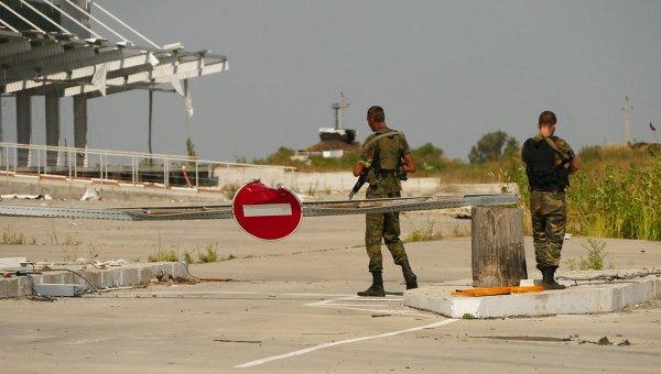Обстрелян наблюдательный пост СЦКК назападе Донецка