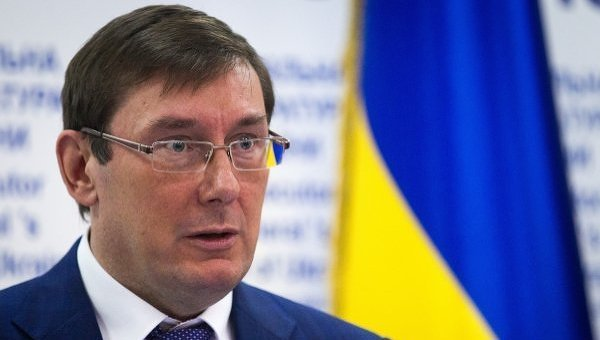 Луценко обсудил сПорошенко исиловиками инцидент между Генпрокуратурой иНАБУ