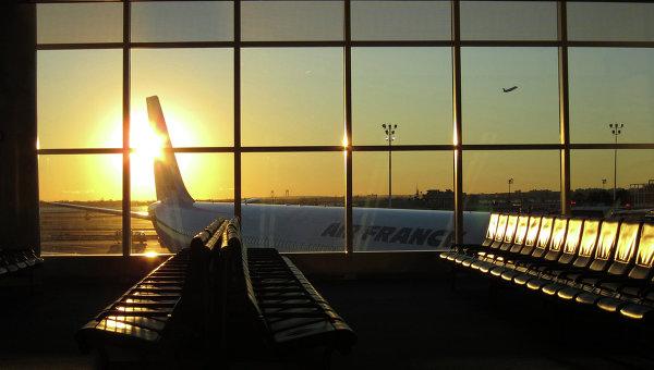 Международный аэропорт имени Джона Кеннеди. Архивное фото