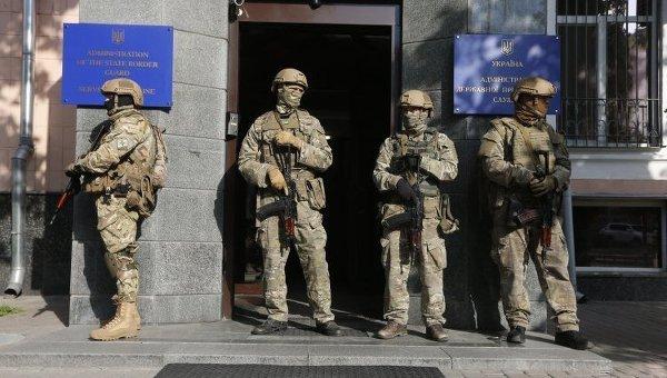Силовики завершили обыски вГПСУ. таможенники будут плакаться Луценко