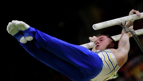 О.Верняев победил наэтапе Кубка мира поспортивной гимнастике