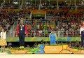 Церемония награждения первого украинского чемпиона Олимпиады в Рио. Видео