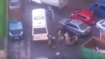 Спецоперация ФСБ в Санкт-Петербурге. Видео