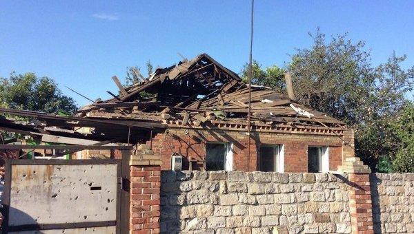12 тыс. человек наДонбассе остались без света, воды исвязи