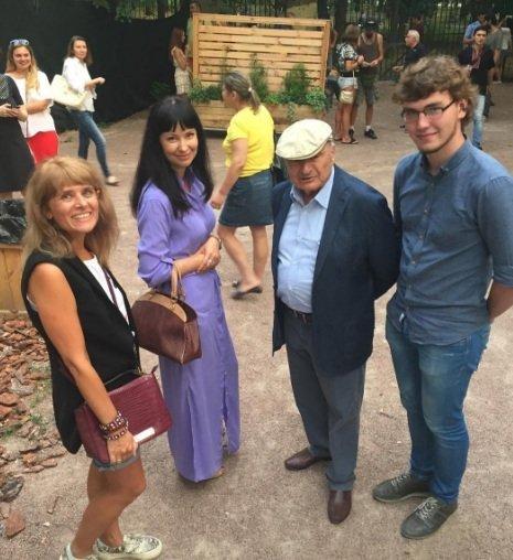 Лекция о красоте: в Одессе Андрей Макаревич собрал аншлаг