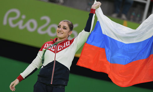 Олимпиада-2016. Россиянка Алия Мустафина