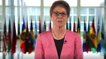 Новый посол США рассказала о своих целях в Украине