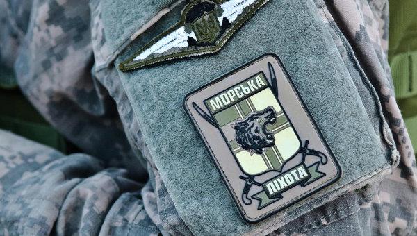 Причина смерти морских пехотинцев под Мариуполем— подрыв намине